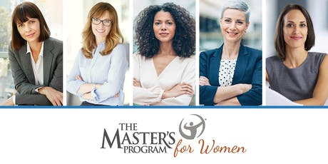 The Master's Program for Women Executives - Washington DC - Informational Briefing tickets