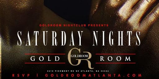 Sexy Saturday Night Hip Hop At Gold Room