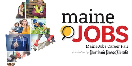 MaineJobs Career Fair tickets