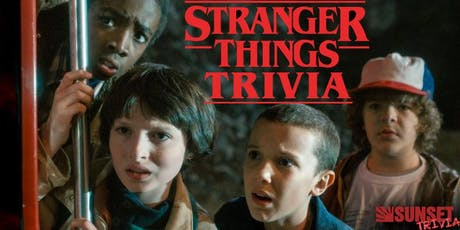 Stranger Things Trivia! (Mission Beach) tickets