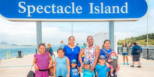 Eastie Week Visit to Spectacle Island
