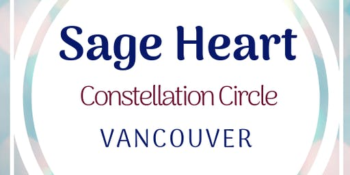 Sage Heart Constellation Circle with Karla Kadlec in Vancouver