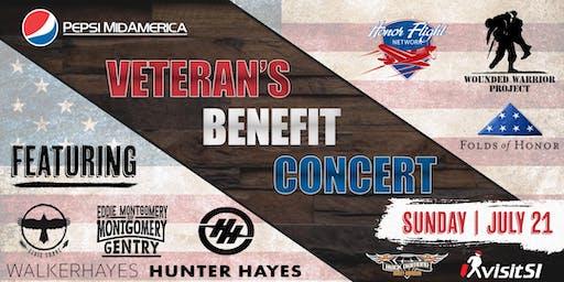 Veteran's Benefit Concert