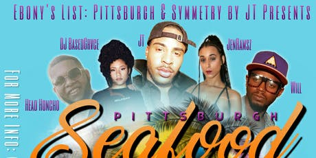 Seafood Luau:Pittsburgh 2019 tickets