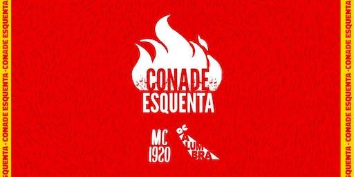 CONADE Esquenta!