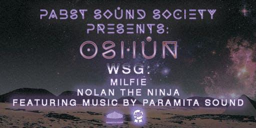 Pabst Sound Society Presents: OSHUN
