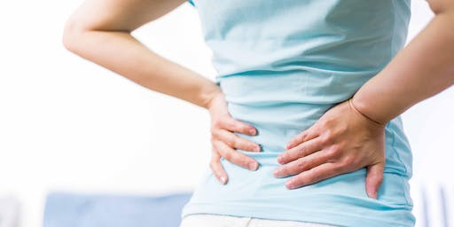 Free Back Pain Workshop, Boone