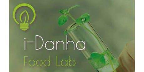 Demo Day i-Danha Food Lab bilhetes
