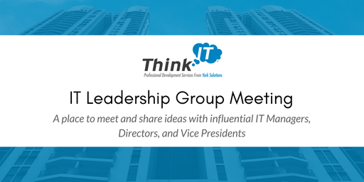 Twin Cities Think IT Leadership Meeting