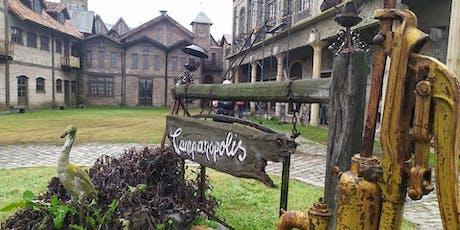 Campanópolis, visita y traslado. entradas