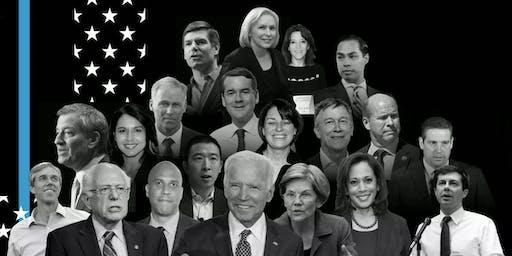 Democratic Debate Watch Party!