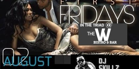 The Official First Friday In The Triad tickets