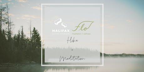 Hike + Meditation tickets