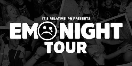 Emo Night Tour tickets