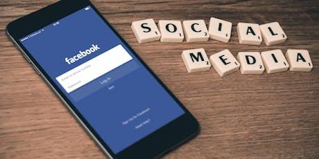 Social Media Security tickets