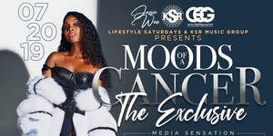 MOODS OF A CANCER: The Exclusive Jessie Woo EP Release...