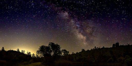 Binoculars Stargazing - August