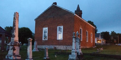 Overnight Ghost Adventure in Potosi, MO - Oct 19, 2019 (Saturday)