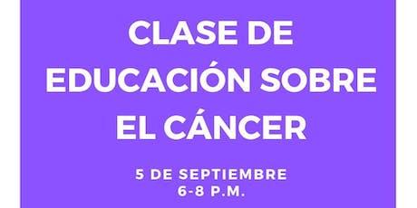 CLASE DE EDUCACION SOBRE EL CANCER-KCK PUBLIC LIBRARY SOUTH  ingressos