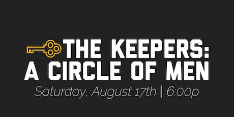 The Keepers: A Circle of Men w/ Jeremy Dalton  tickets