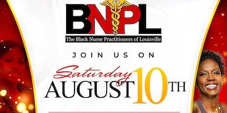 BNPL THE BLACK NURSE PARTITIONERS OF LOUISVILLE   tickets