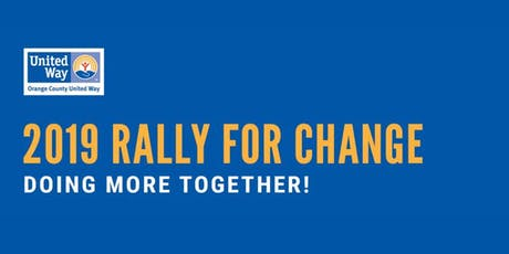 2019 Rally for Change tickets