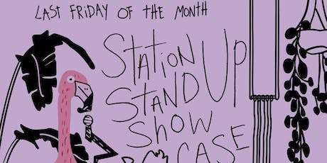 The Station Stand Up Showcase hosted by Sean Mullins tickets
