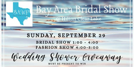 Bay Area TX Bridal Show tickets
