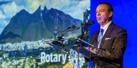 """Conversatorio """"Vivir Rotary en su esencia y en el mundo"""" tickets"""