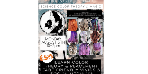 SCIENCE, COLOR THEORY & MAGIC