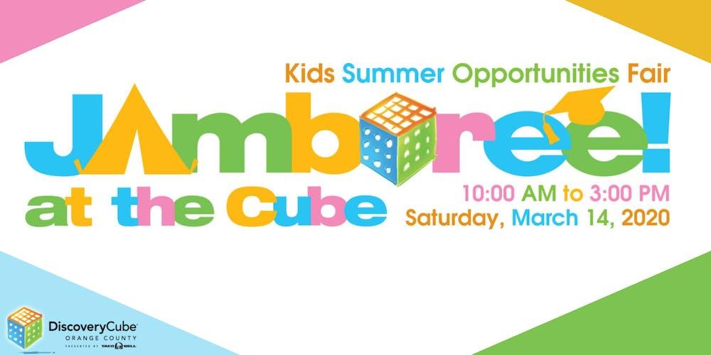Oc Fair Maps 2020.Parenting Oc Presents Jamboree 2020 Tickets Sat Mar 14