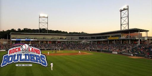 Orangetown Patriots Football & Cheer Night at the Rockland Boulders