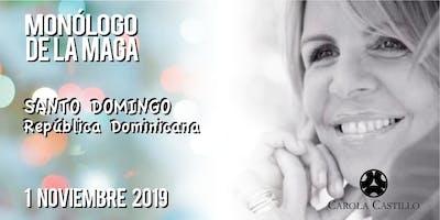 El Monólogo de La Maga de Carola Castillo