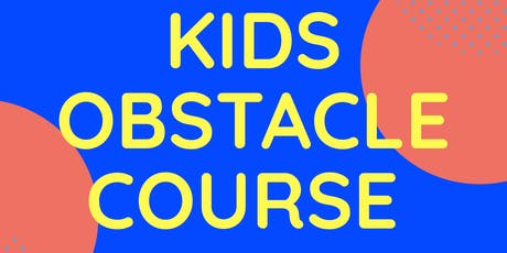 Kids Obstacle Course tickets