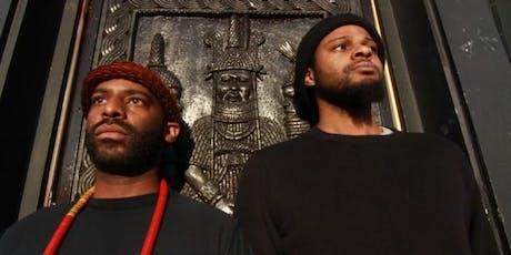 Blacks' Myths (LP Release), Sunwatchers, Anteloper tickets