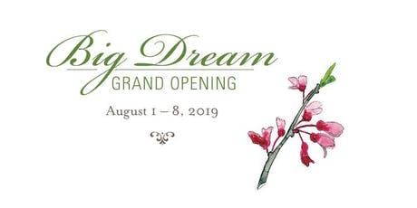 ChildSafe's Big Dream Grand Opening: Mental Health Presentation tickets