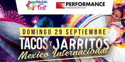 Tacos & Jarritos Mexico International/ Independencia de Mexico En Atlanta