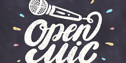 Take the Stage - An Open Mic in The Village at Old Hickory