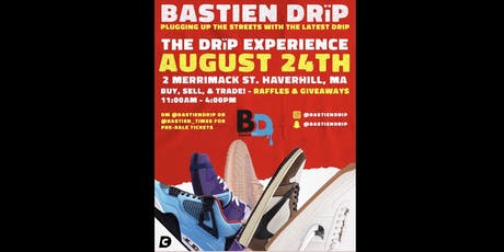 """The DRÏP Experience"" tickets"