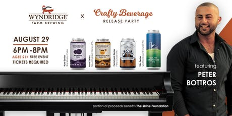 Crafty Beverage Release Party tickets