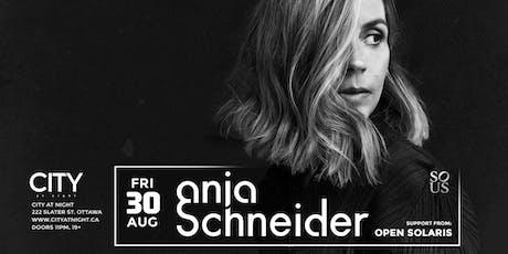 Anja Schneider at City At Night tickets