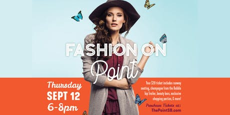 Fashion on Point tickets