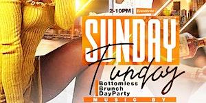 TDE-  SUNDAY FUNDAY - BRUNCH & DAY PARTY SPONSORED BY...