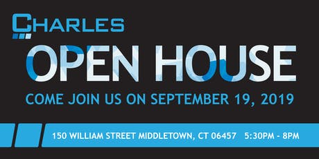 Charles IT Open House Celebration! tickets