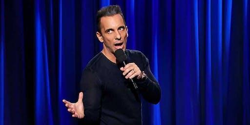 Comedy Chaos Sebastian, Bryan Callen, Christina Pazsitzky, Tony Rock,+more!