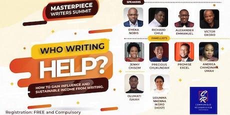 Masterpiece Writers Summit tickets