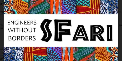 Engineers Without Borders SFari 2019