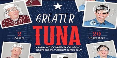 Greater Tuna - Comedy Show - Special Preformance  tickets
