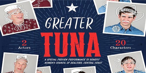 Greater Tuna - Comedy Show - Special Preformance