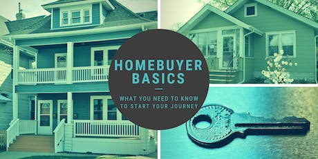 Homebuyer Basics - August tickets
